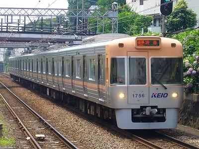 12 1706F 各停渋谷行