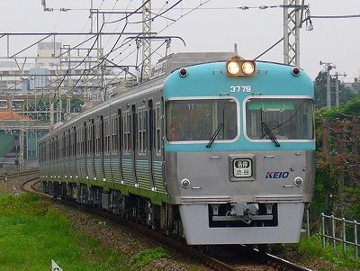11 3729F 各停渋谷行