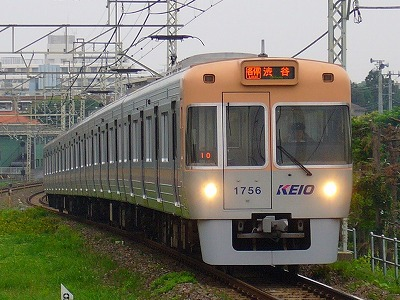 10 1706F 各停渋谷行