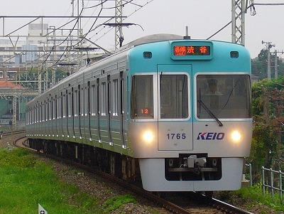 12 1715F 各停渋谷行