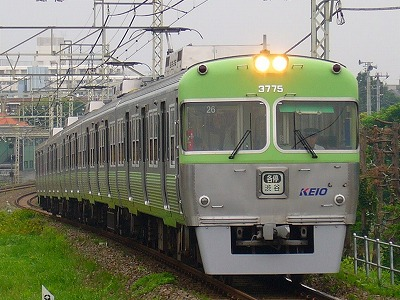26 3725F 各停渋谷行
