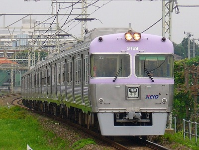 23 3719F 各停渋谷行