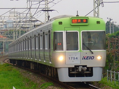 02 1704F 各停渋谷行