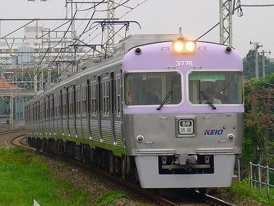 03 3726F 各停渋谷行