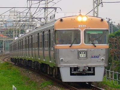 27 3727F 各停渋谷行