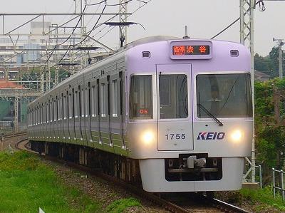 06 1755F 各停渋谷行