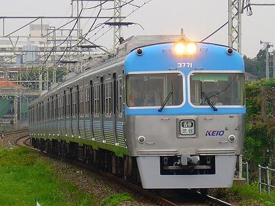 05 3721F 各停渋谷行