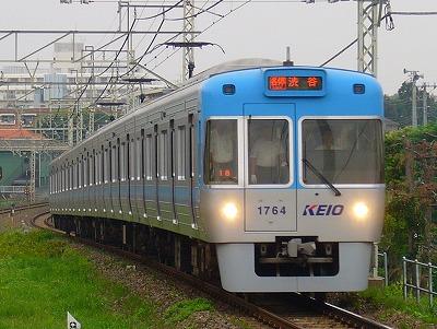 18 1714F 各停渋谷行