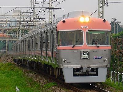 17 3717F 各停渋谷行