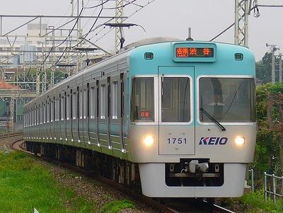 08 1701F 各停渋谷行