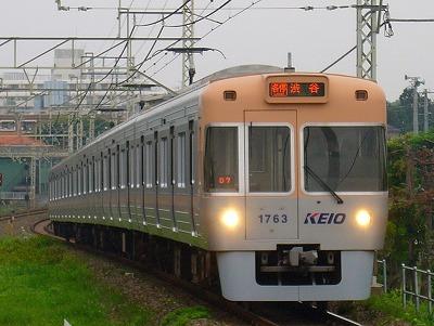 07 1713F 各停渋谷行