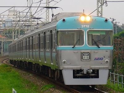 04 3722F 各停渋谷行