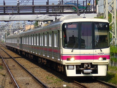 No.1 8009F 特急京王八王子行