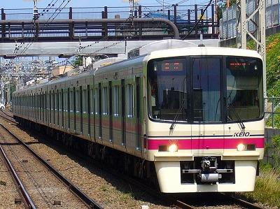 No.60 8028F 各停高尾山口行