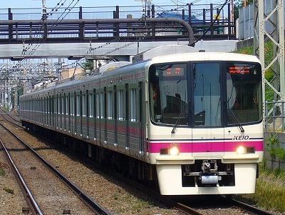 No.51 8033F 各停高尾山口行
