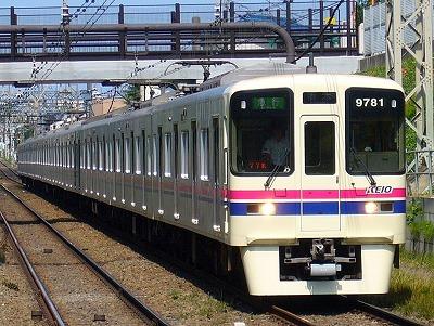 77K 9031F 急行橋本行