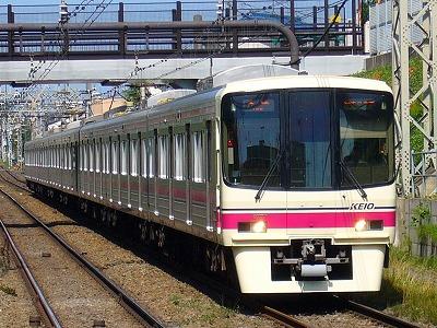 No.39 8027F 各停京王八王子行