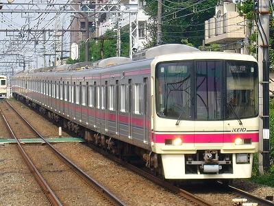 No.29 8003F 急行新宿行