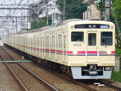 No.28 6023F+6024F 通勤快速新宿行