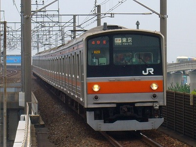 49E M29 快速東京行
