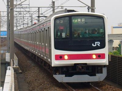 03 ケヨ12 快速東京行