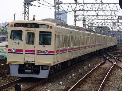 71K 6049F+6437F 急行橋本行