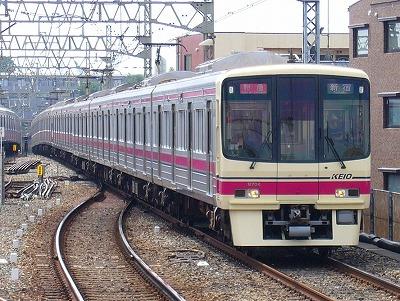 No.4 8004F 特急新宿行