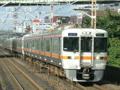 07.08.14 中央線 2701M 快速中津川
