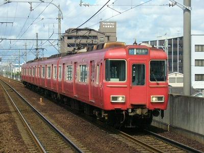 07.08.14 名鉄瀬戸線 6650系