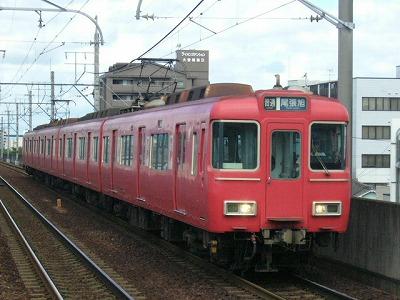 07.08.14 名鉄瀬戸線 6650系2