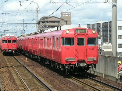 07.08.14 名鉄瀬戸線 6000系2