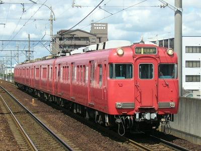 07.08.14 名鉄瀬戸線 6000系3