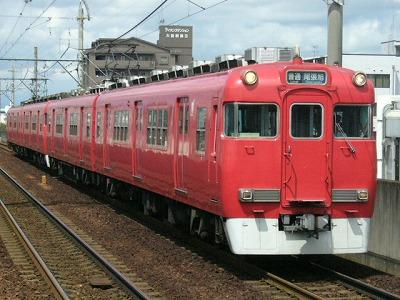 07.08.14 名鉄瀬戸線 6600系