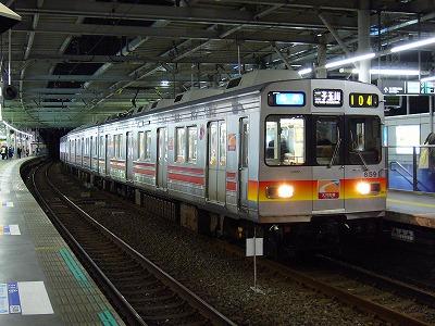 102ゥ 8691F 当駅止