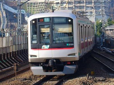 22K 5109F 準急押上行