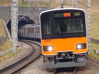 52T 51060F 各停南栗橋行
