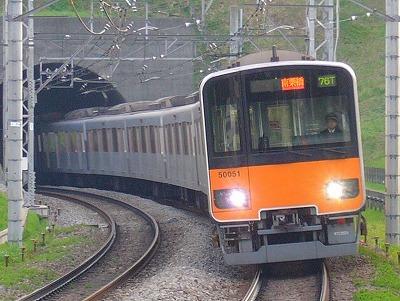 76T 51051F 各停南栗橋行