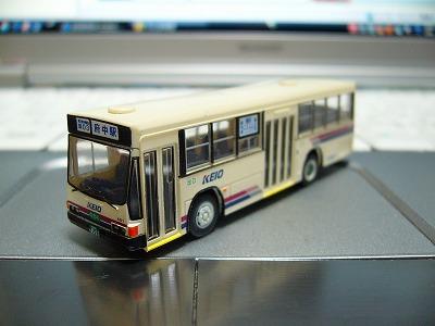 128 キュービックL尺(U-LV324L) 京王電鉄バス