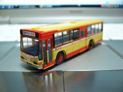 129 いすゞキュービックL尺(U-LV324L) 西東京バス