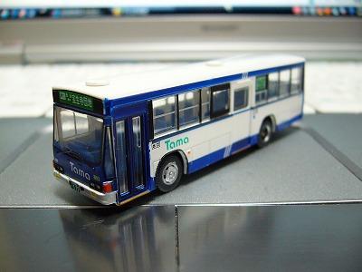 S019 いすゞキュービックL尺(U-LV324L) 多摩バス