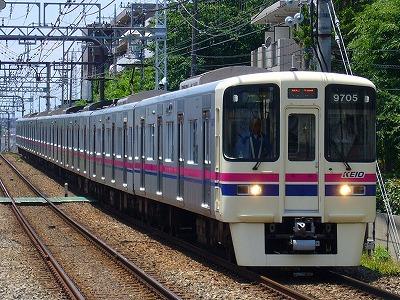 9003F 快速新宿行