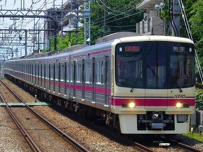 8007F 準特急新宿行