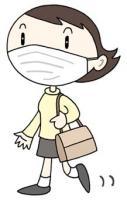 Nouvelle grippe, Prévention de transmission, Masque porter