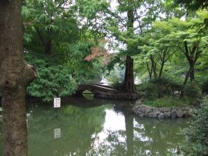 2008年8月12日井の頭公園