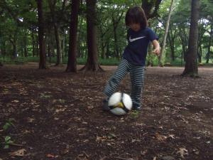 2008年8月22日公園