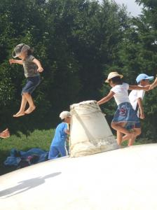 2008年8月31日ジャンプ