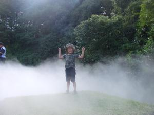 2008年8月31日霧