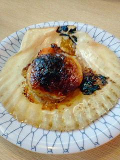 ホタテのマヨネーズ焼き