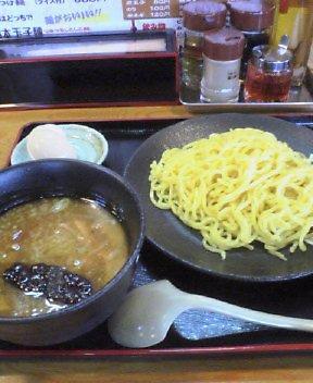 東京つけ麺