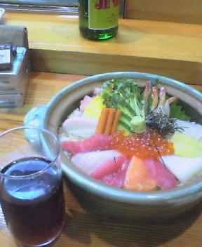 チラシ寿司(鍋)